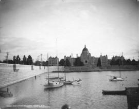 Parliament Buildings, Victoria, B.C.