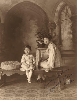 Lillian Ho Wong and family members [18 of 33]