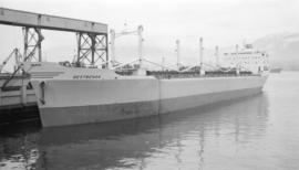 M.S. Destrehan [at dock]
