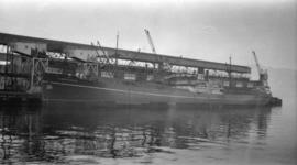 S.S. Kirriemoor [at dock]