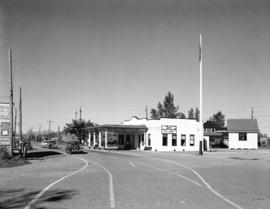 Canadian Customs [and Immigration building], Sumas, B.C.