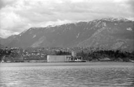 [View across Burrard Inlet towards North Vancouver]