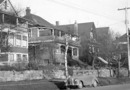 [Houses in the 1200 block Beach Avenue]