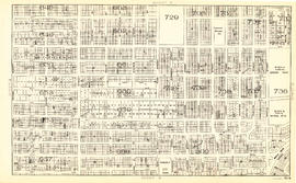 Sheet S.V. 8 : Prince Edward Street to Argyle Street and Forty-seventh to Fifty-eighth Avenue
