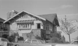 [House at] 1963 Comox at Chilco
