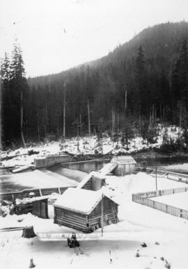 [Capilano Creek Dam]