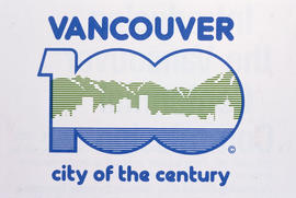 Vancouver City of the Century logo