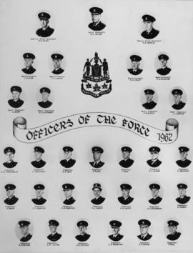 Officers of the Force