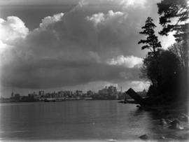 [View of Vancouver from Brockton Point]