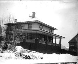 [W.A. Bauer and General Twigg residence, 1218 Seaton Street (Hastings Street)]