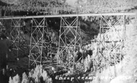 """Deep Creek Bridge P.G.E."""