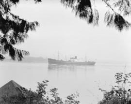 "Canada Shipping Co. freighter ""Katherine Bakke"""