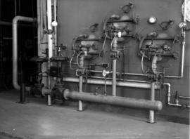 New powerhouse boilers: external piping