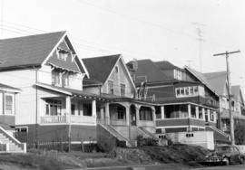 [Residences in the 1100 Block Beach Avenue]