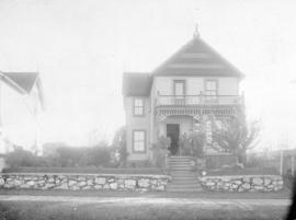 [Exterior of Sidney C. Elliot's residence - 1554 8th Avenue]