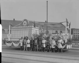 Hudson Bay Company Float