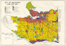City of Vancouver : land use 1984