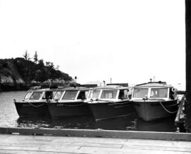 "[Howe Sound Ferries Ltd. ferries: ""Chilco"", ""Bowen"", ""Chasina"" and ..."