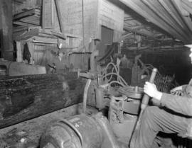 Sawmill [at] Pacific Mills