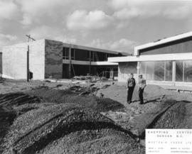 Shopping centre, Duncan B.C. : facing n.w., no. 5