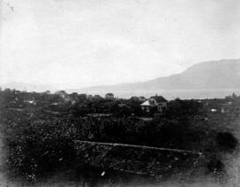 [View of Kitsilano looking north west from West 7th Avenue and Cypress Street]