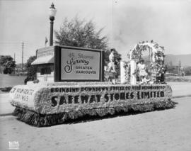 Safeway Stores parade float