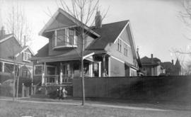 [Exterior of residence at 916 Cardero Street]