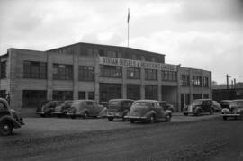 [Exterior view of Vivian Diesels and Munitions Limited]