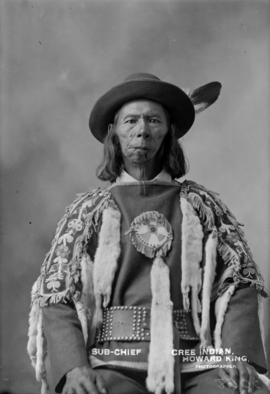 Sub-Chief - Cree Indian