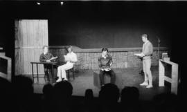 "Staged reading of ""Play Ball"""