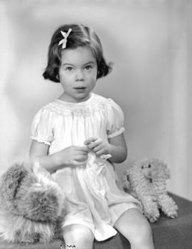 Gail Merilees (4 years old)