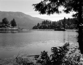 [View of bay at Bowen Island]