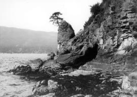 [View of] Siwash Rock