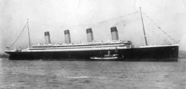 "The White Star Liner ""Olympic"" used as a transport in the Great War"