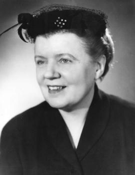 [Mrs. George C. Chandler, President Vancouver Council of Women]