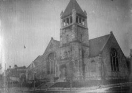 [Unidentified church in California]