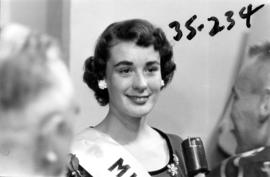 Nancy Hansen, Miss P.N.E. 1954