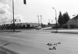 401 [Trans Canada Highway] and 1st [Avenue looking] south