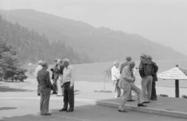 Pensioner's trip to Harrison Hot Springs Hotel