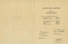 Vancouver airport. Design for Spanish Banks