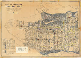 City of Vancouver zoning map