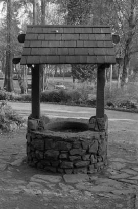 Stanley Park - Air Force Garden of Remembrance, Wishing Well