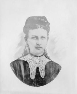 [Mrs. Benjamin Springer (nee Frances Nias)]