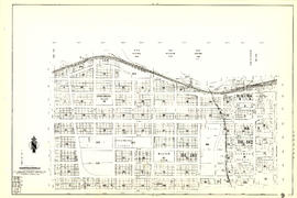 [Sheet 9 : Main Street to Clark Drive and Prior Street to Burrard Inlet]