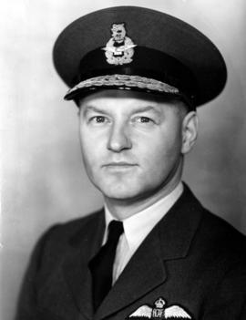 Air Commodore Walter A. Orr, coordinator of RCAF signal activities
