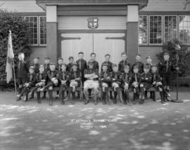 St. George's School Cubs - Summer 1950