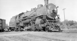 [N.P. Steam, Road Eng. #1802 Class 22-8-2]