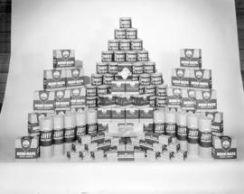 [Display of Westminster Paper products]