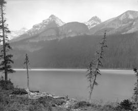 Lake Louise and Beehive Mountain