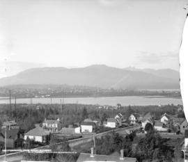 Vancouver from Mount Pleasant